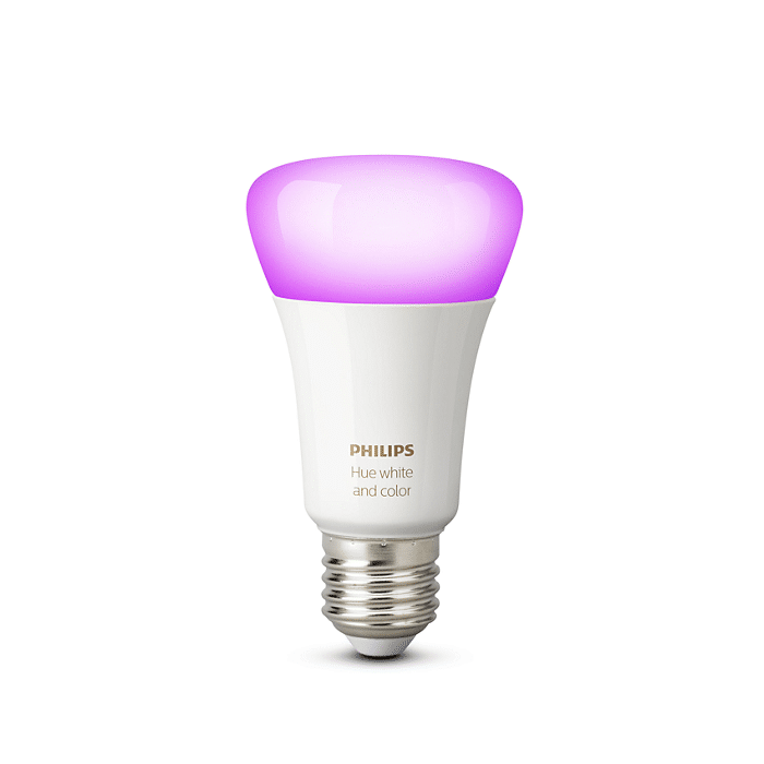Philips Hue Ambiance White and Color E27