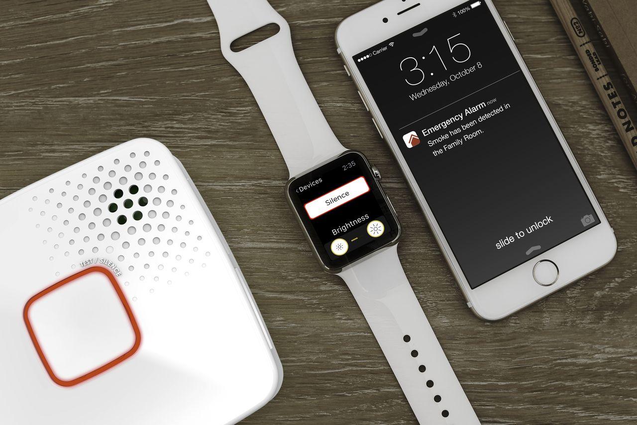 Apples HomeKit bekommt einen schlauen Rauchmelder