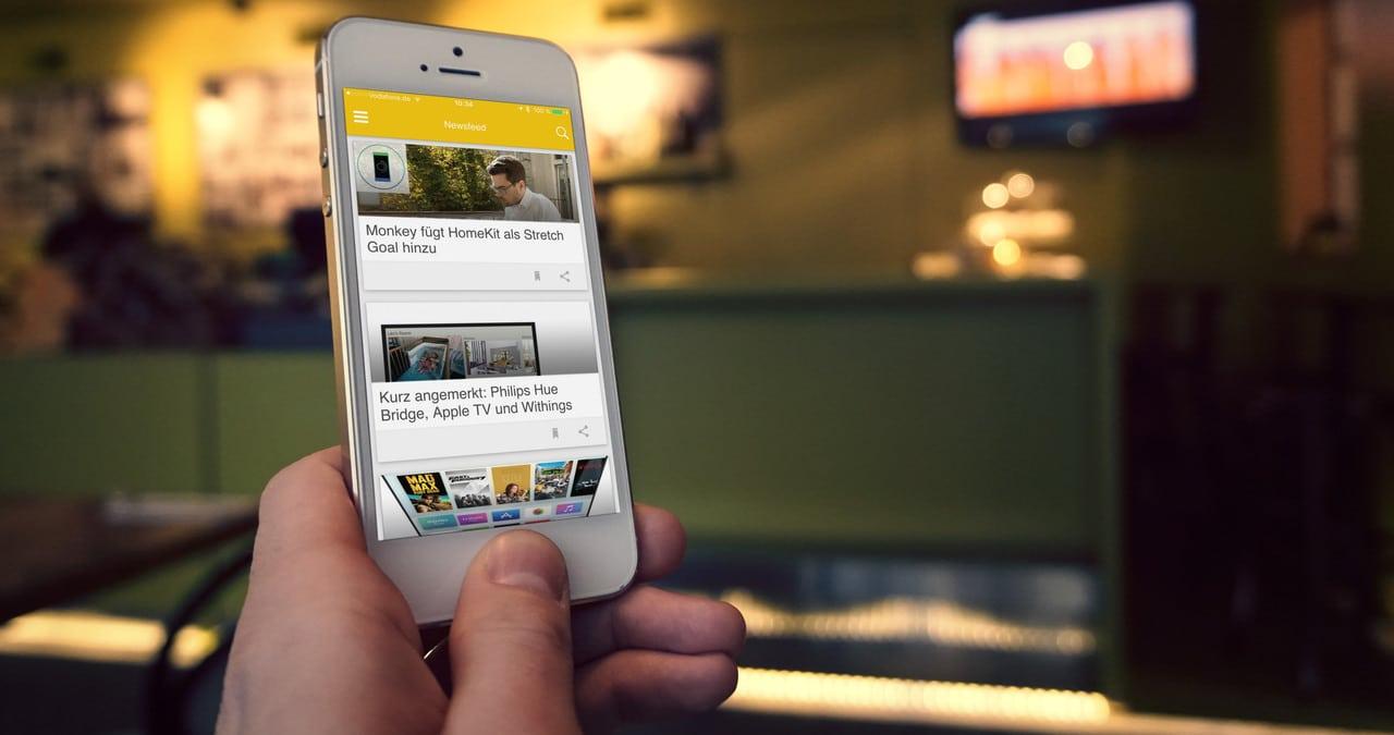 In eigener Sache: Die homekit.tips App ist da