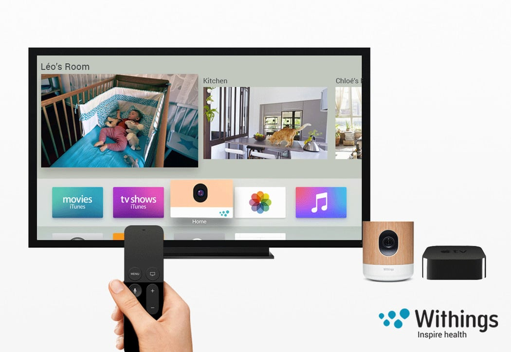 Kurz angemerkt: Philips Hue Bridge, Apple TV und Withings