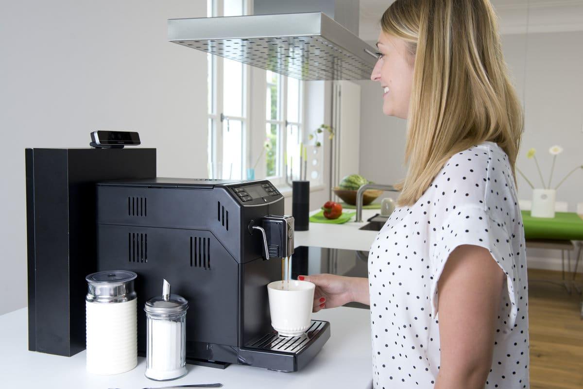 Witzige Idee: Kaffee für ein Lächeln