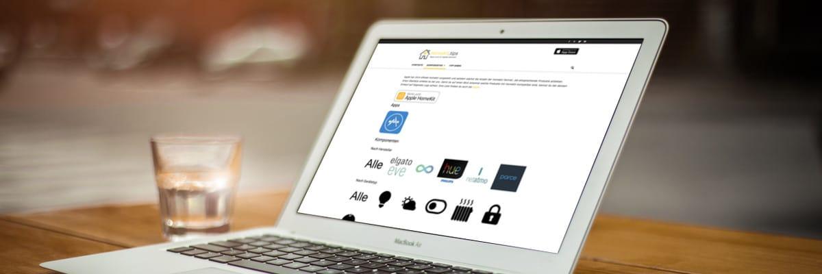Offizielle HomeKit Produkte im Überblick