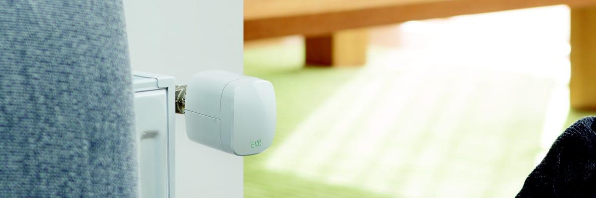 Eve Thermo: Heizkörperthermostat von Elgato ab sofort verfügbar