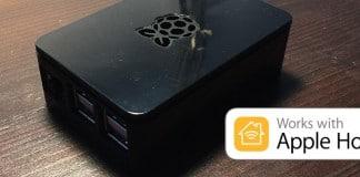 Raspberry Pi HomeKit