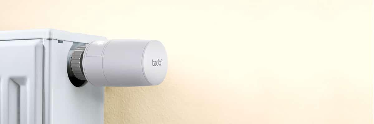 Tado Heizkörperthermostate mit HomeKit Bridge lassen sich vorbestellen