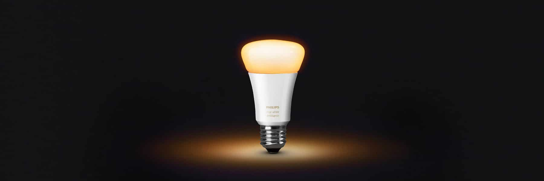 Philips Hue White Ambiance: Neues Mitglied in der Hue Familie