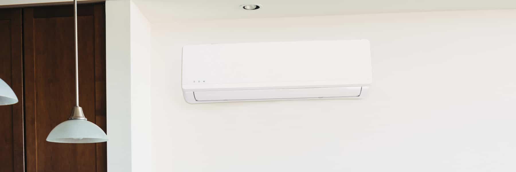 Intelligente Klimaanlage für die warme Jahreszeit