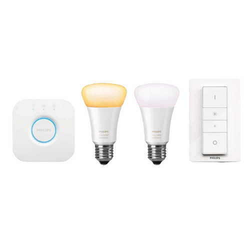 Philips Hue White Ambiance Starter Set