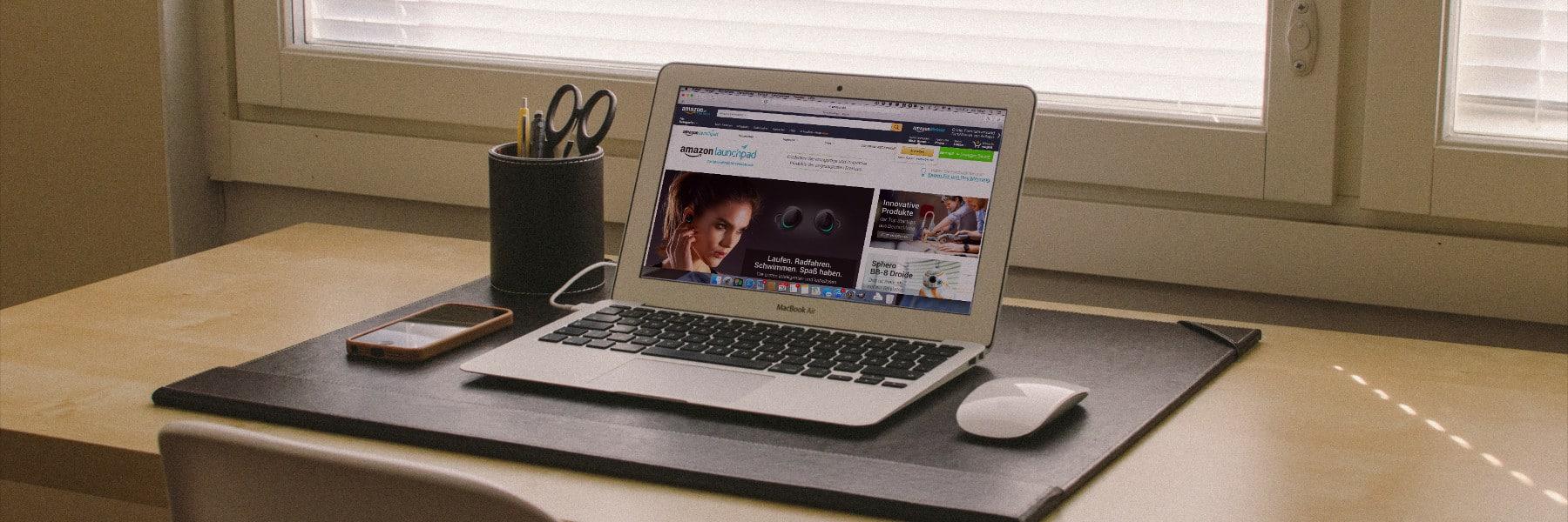 Update: Amazon startet Launchpad Store für Startup-Produkte