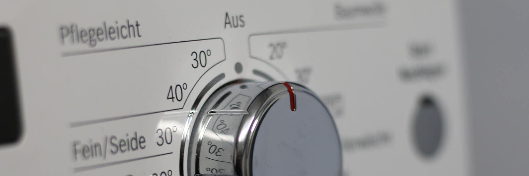 HomeKit informiert über fertige Waschmaschine