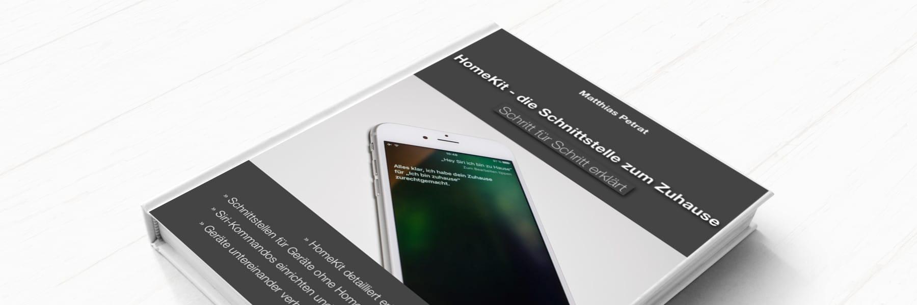 Ausführliche Homebridge Anleitung als E-Book