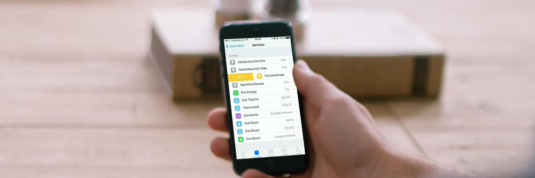 HomeKit App Home in Version 2.0 erschienen