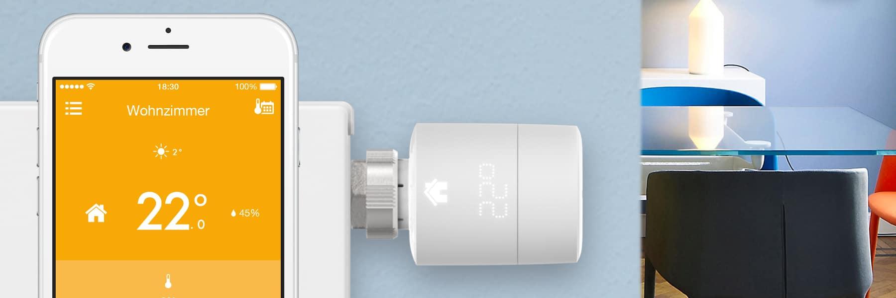 Tado: HomeKit Bridge und Heizkörperthermostate ab sofort verfügbar