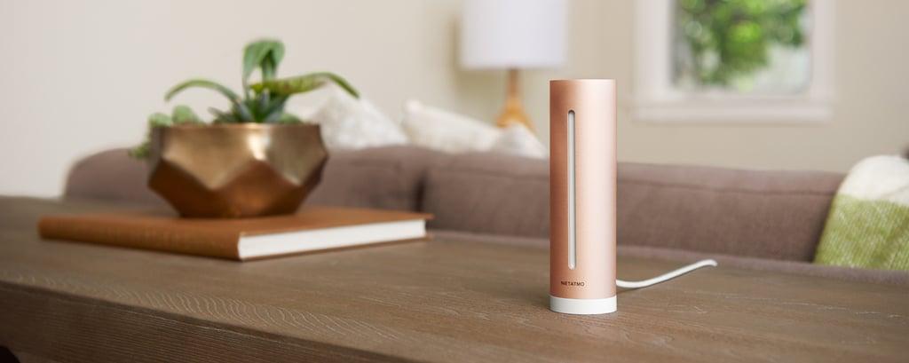 Netatmo veröffentlicht Healthy Home Coach mit HomeKit Unterstützung