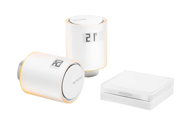 Netatmo Heizkörperthermostat Starter-Kit