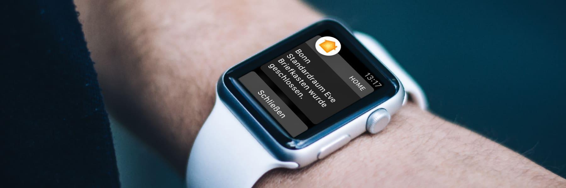 iOS 10.2 bringt Pushbenachrichtigungen für weitere HomeKit Geräte