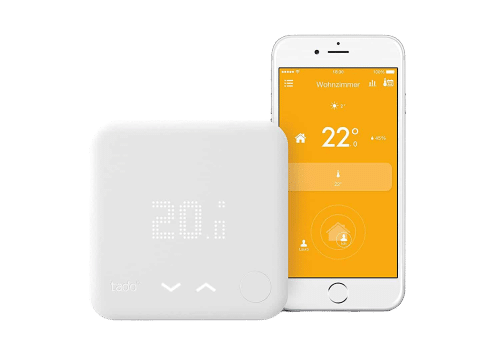 tado° Smartes Thermostat Starter Kit