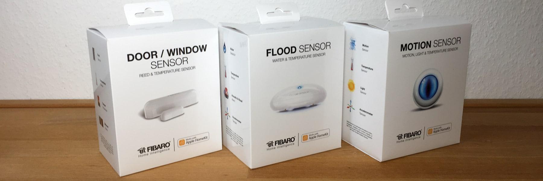 Update: Fibaro veröffentlicht erste HomeKit Geräte