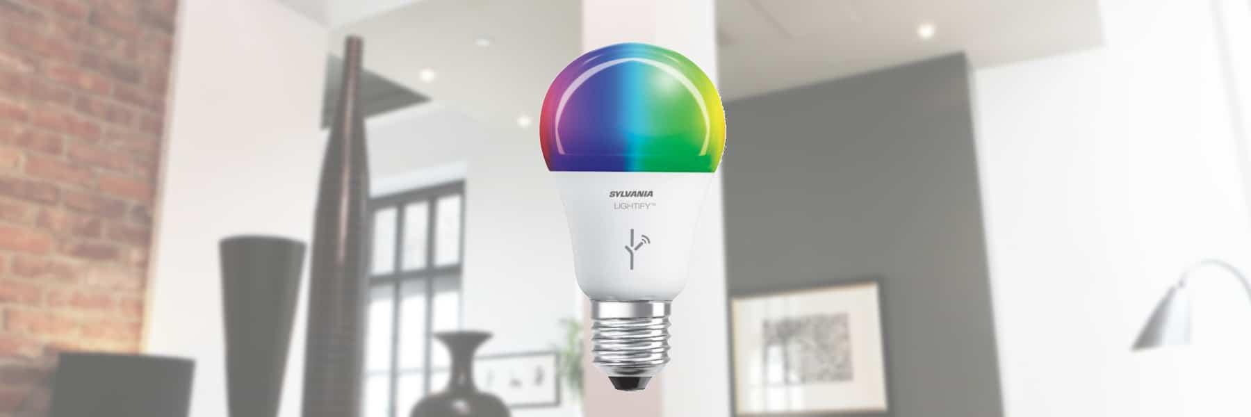 Sylvania stellt Bluetooth Lampen mit HomeKit Anbindung vor