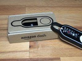 Amazon Dash Button HomeKit