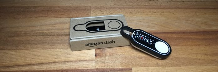 Amazon Dash Button HomeKit
