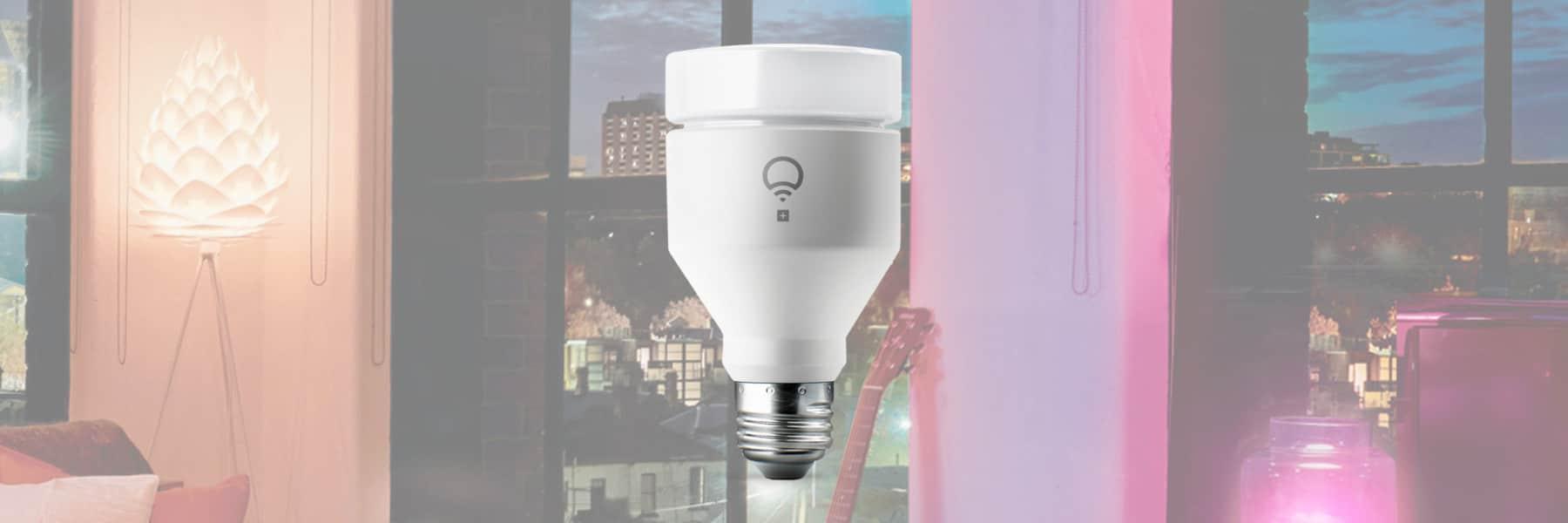 Schlaue Beleuchtung: LIFX erhält im Februar HomeKit Unterstützung