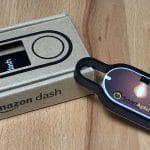 Amazon Dash Button Sticker