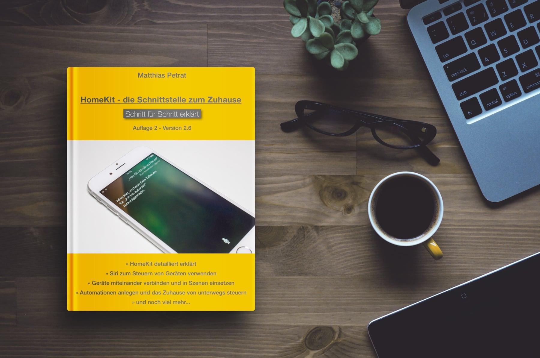 HomeKit Buch in Version 2.6 erschienen