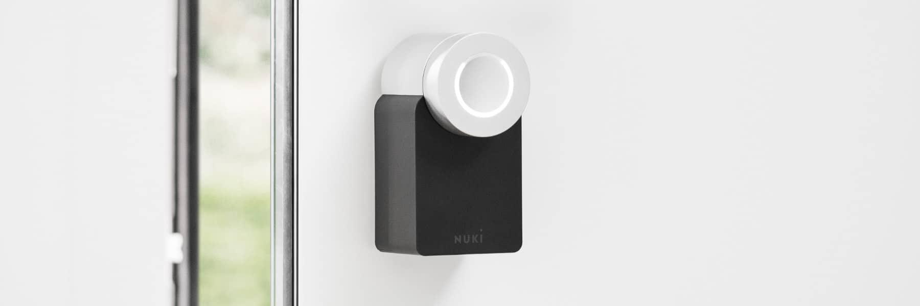 Nuki: Türschloss über Homebridge in HomeKit einbinden
