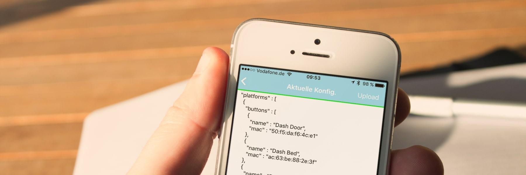 Homebridge App mit neuen Funktionen