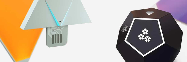 Nanoleaf Aurora Remote: Außergewöhnliche HomeKit Fernbedienung