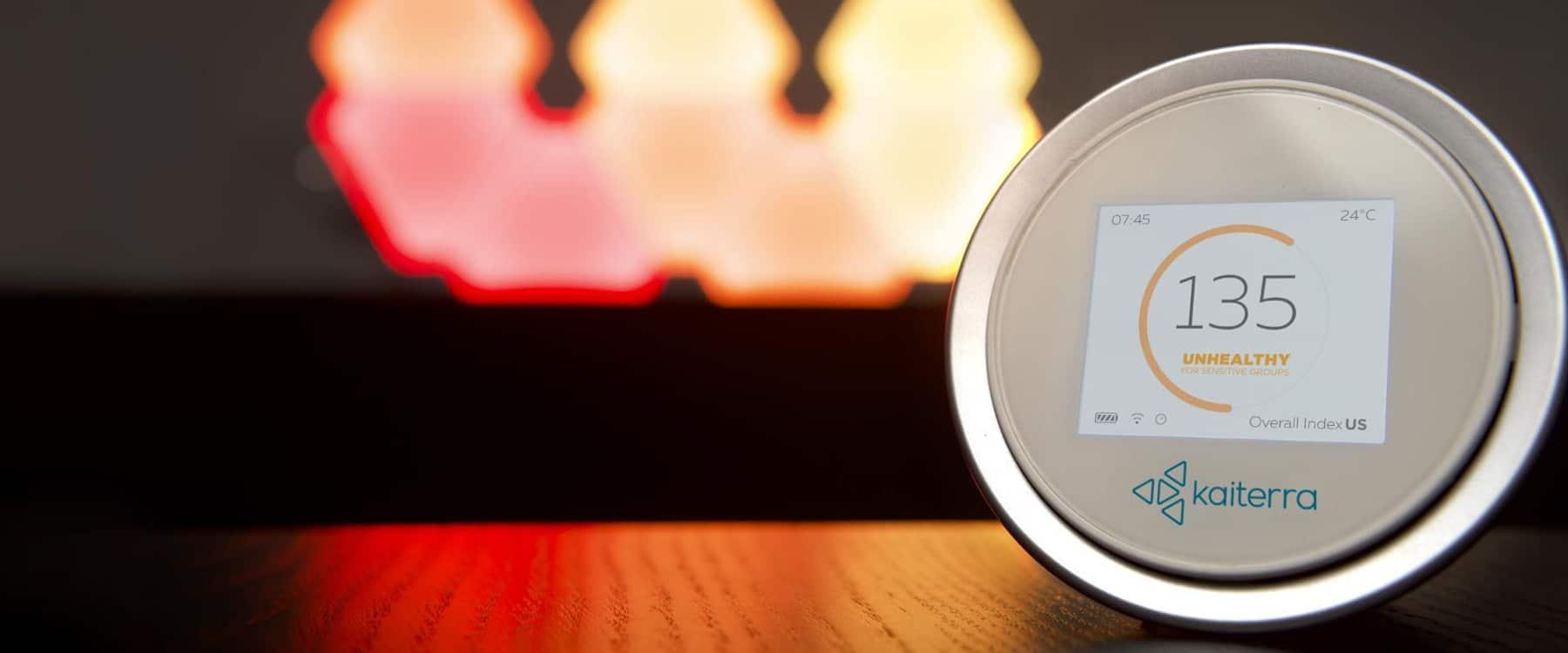 Feinstaubmessgerät LaserEgg 2 mit HomeKit Unterstützung verfügbar