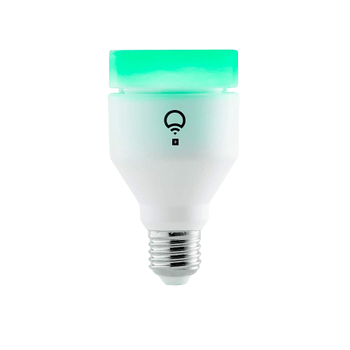 LIFX+ mit Infrarotlicht