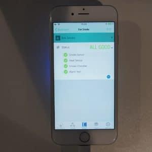 Eve Smoke App