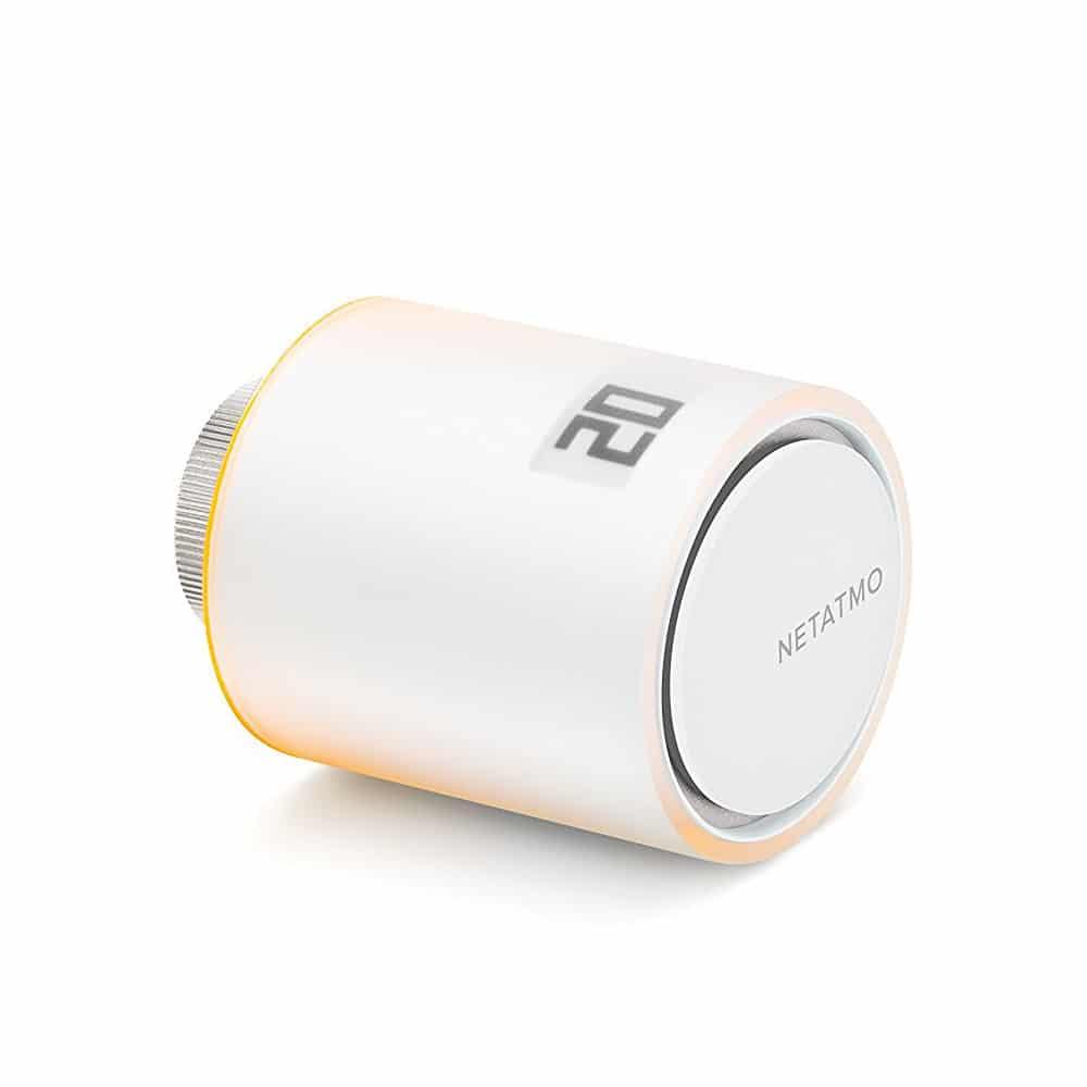 Netatmo Funk-Heizkörper-Thermostat
