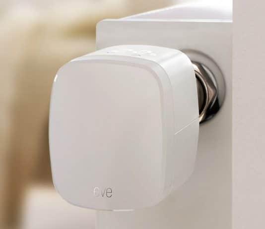 Elgato Eve Thermo 2017 HomeKit Thermostat