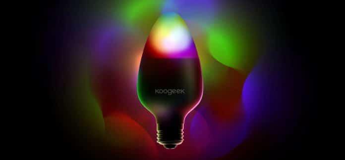 Koogeek LED HomeKit Lampe