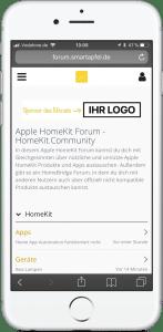 HomeKit.Community Mobil