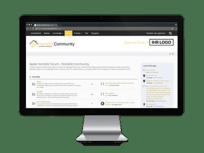 Sponsor des Monats - HomeKit.Community Desktop