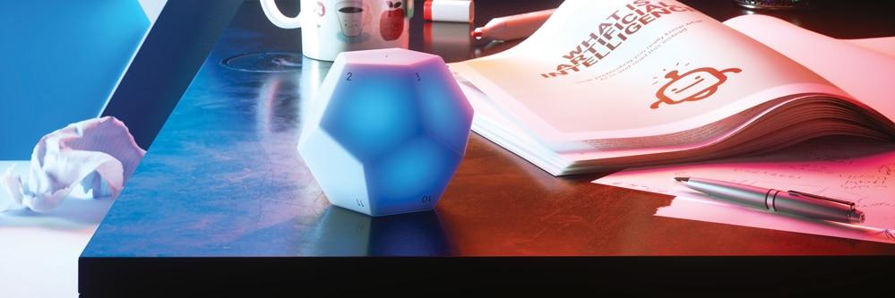 Ausgefallene Fernbedienung: Nanoleaf Remote steuert eure HomeKit Geräte