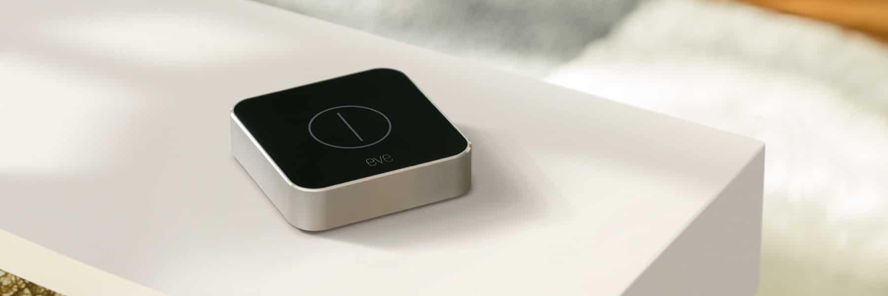 Eve Button: Das kann der neue HomeKit Schalter von Elgato
