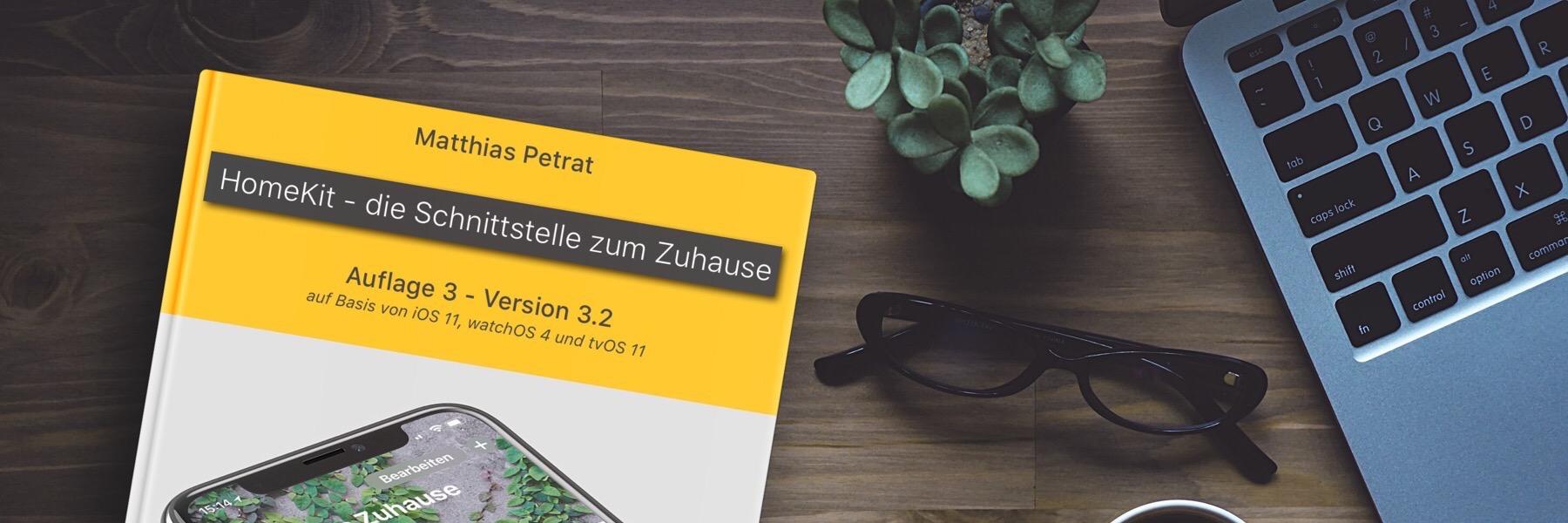 HomeKit Buch erhält Update auf Version 3.2