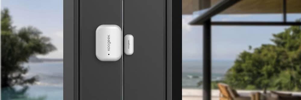 Koogeek Tür- und Fensterkontakt ab sofort erhältlich