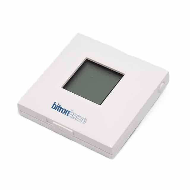 Bitron Temperatur- und Luftfeuchtigkeit Sensor mit Display