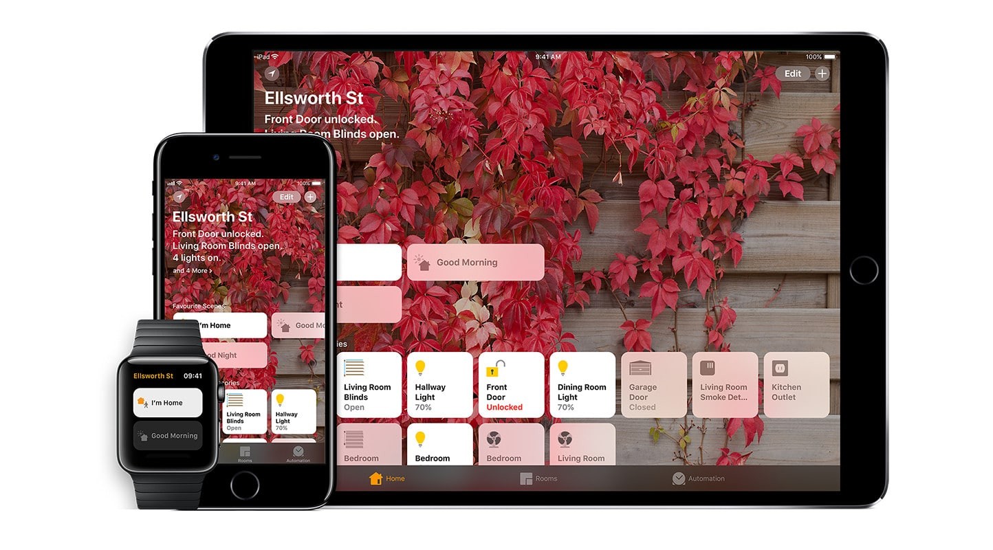 homekit guide dein einstieg in apple homekit homekit blog. Black Bedroom Furniture Sets. Home Design Ideas