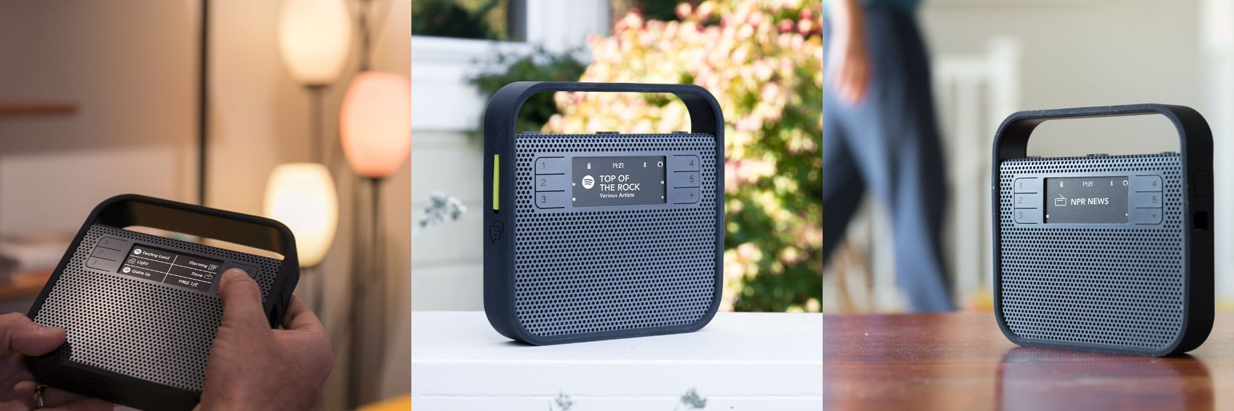 Invoxia Triby: Vielseitiger Lautsprecher mit HomeKit Integration