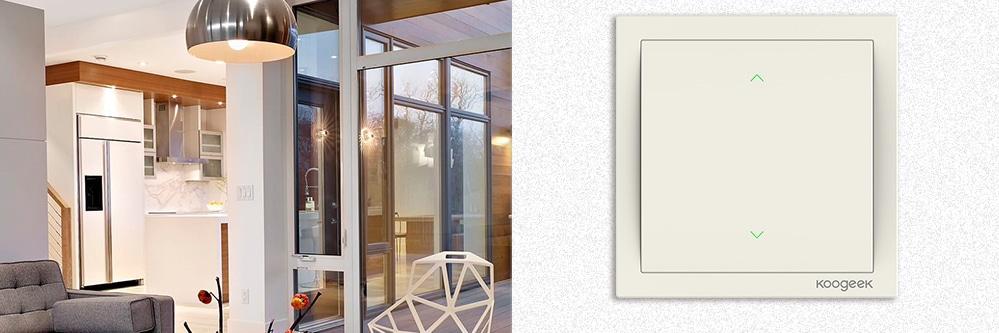 Neuer HomeKit Lichtschalter und Dimmer von Koogeek für den europäischen Markt