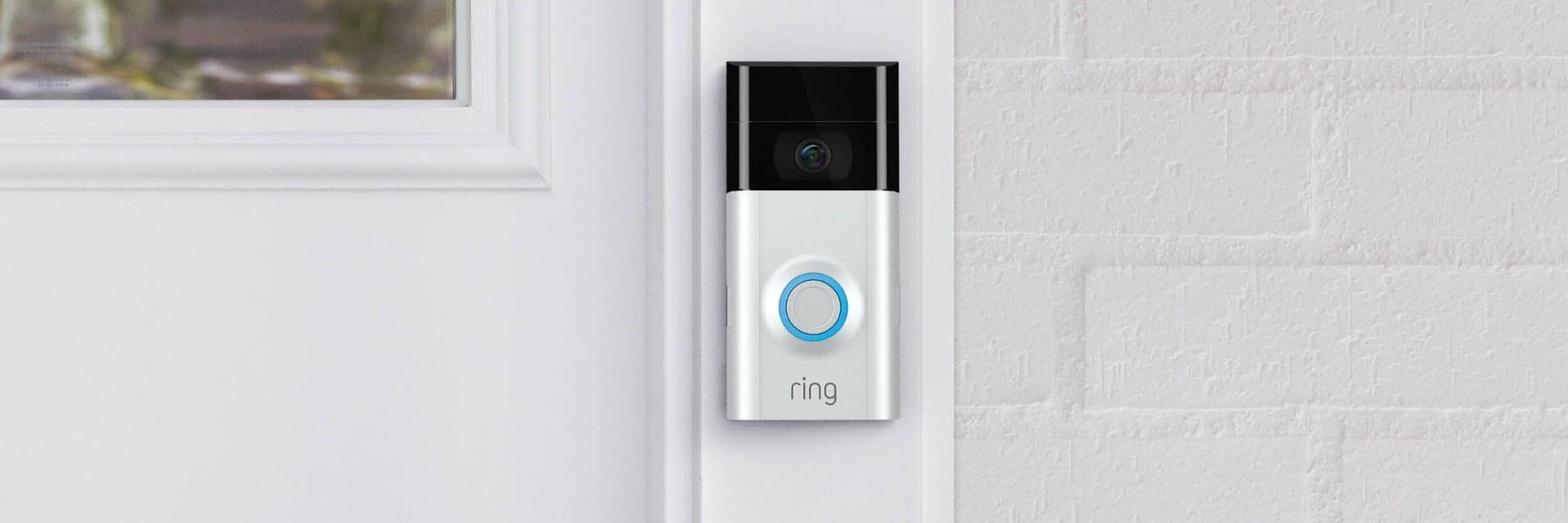 Übernahme: Amazon kauft Video-Türklingel-Hersteller Ring