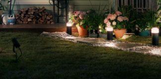 Philips Hue Outdoor Außenbeleuchtung