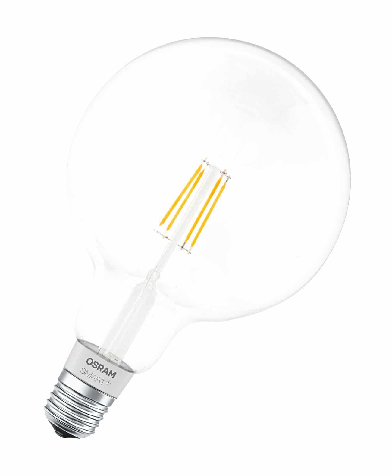 Osram SMART+ Filament Globe E27